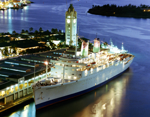 American Hawaii Cruises - Independence