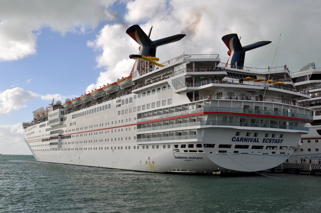 Carnival Cruise Lines - Carnival Ecstasy