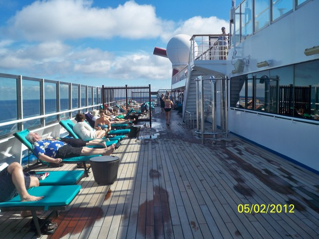 Carnival Cruise Lines - Carnival Glory
