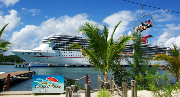 Carnival Cruise Lines - Carnival Legend