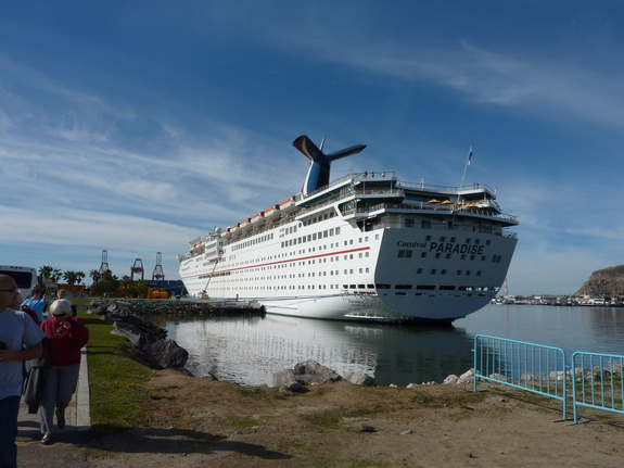 Carnival Cruise Lines - Carnival Paradise