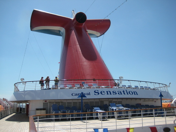 Carnival Cruise Lines - Carnival Sensation