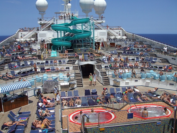 Carnival Cruise Lines - Carnival Valor