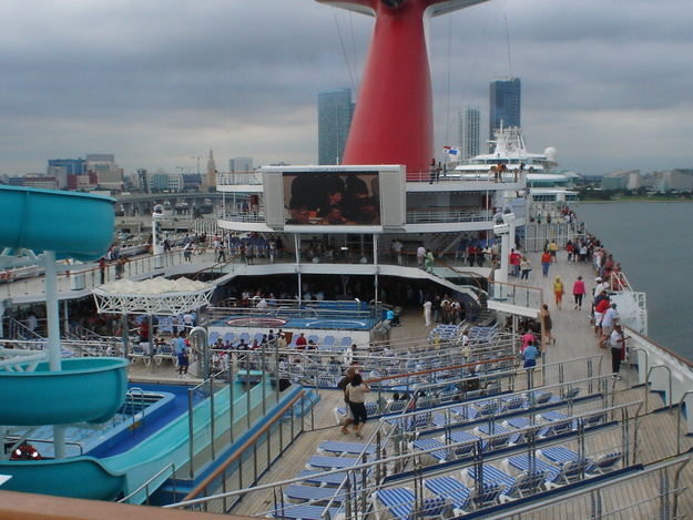 Carnival Cruise Lines - Carnival Victory