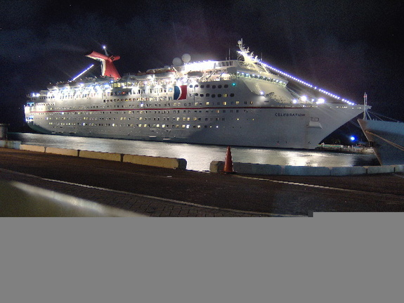 Carnival Cruise Lines - Celebration