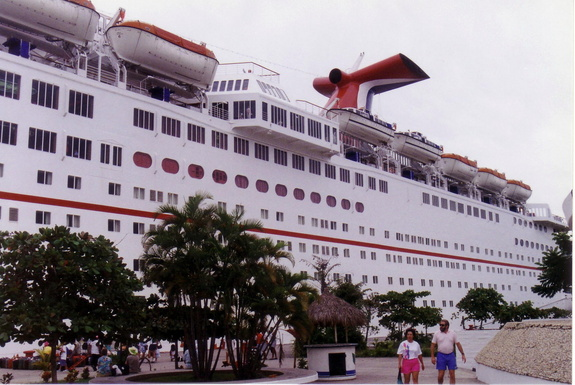 Carnival Cruise Lines - Jubilee