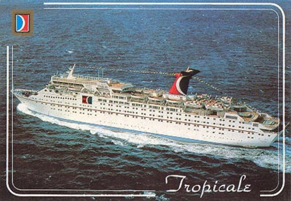 Carnival Cruise Lines - Tropicale