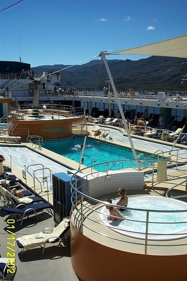Celebrity Cruises - Celebrity Mercury
