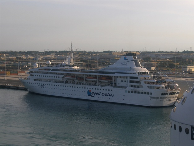 Crown Cruise Lines - Crown Jewel
