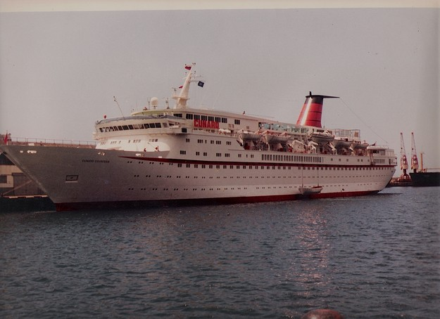 Cunard Line - Cunard Countess