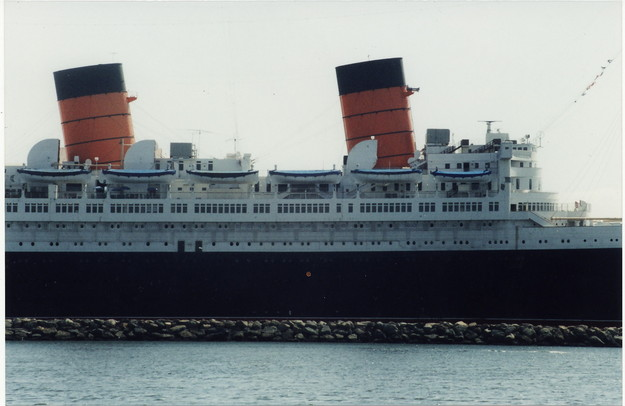 Cunard Line - Queen Mary