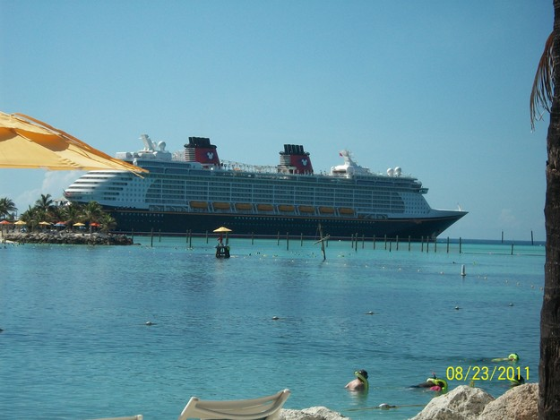 Cruise Ships Disney Dream Photo