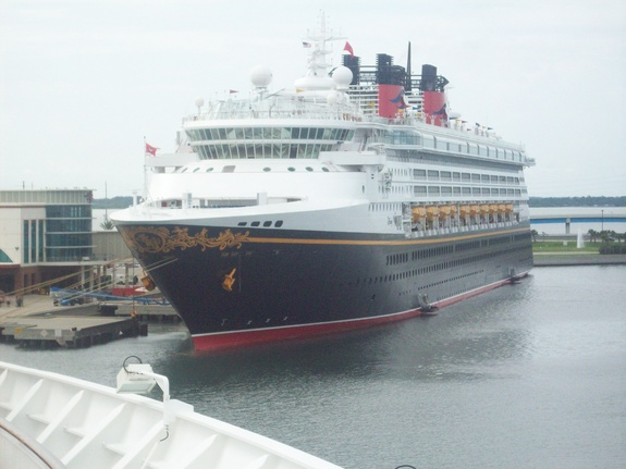 Disney Cruise Line - Disney Wonder