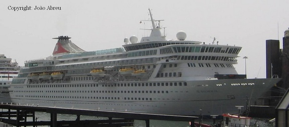 Fred Olsen Cruise Lines - Balmoral