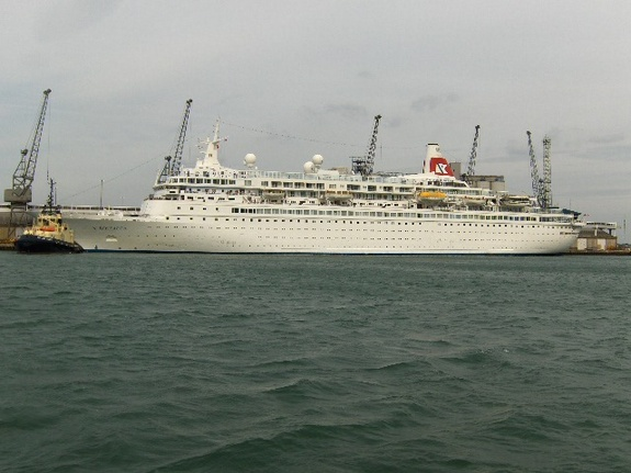 Fred Olsen Cruise Lines - Boudicca