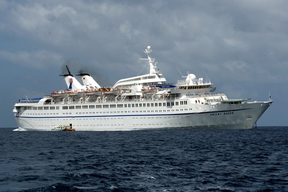 Louis Cruise Lines - Orient Queen