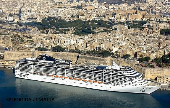 MSC Cruises - MSC Splendida