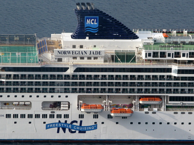 Norwegian Cruise Line - Norwegian Jade