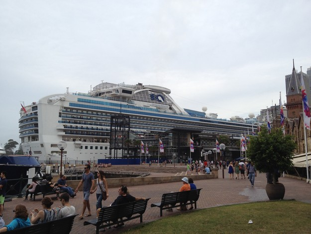 Princess Cruises - Diamond Princess