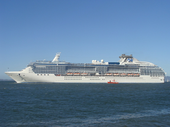Princess Cruises - Island Princess