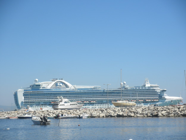 Princess Cruises - Ruby Princess