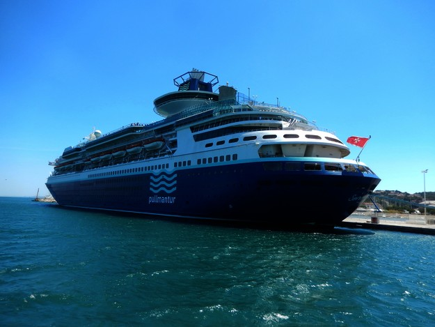Pullmantur Cruises - Sovereign