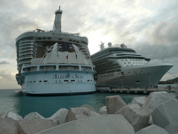Royal Caribbean International - Allure of the Seas