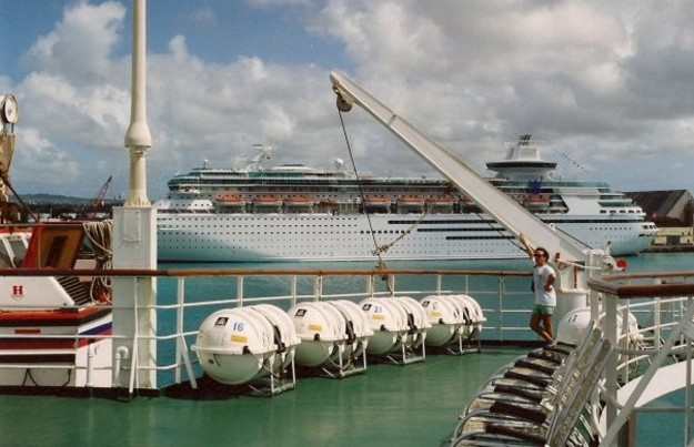 Royal Caribbean International - Monarch of the Seas