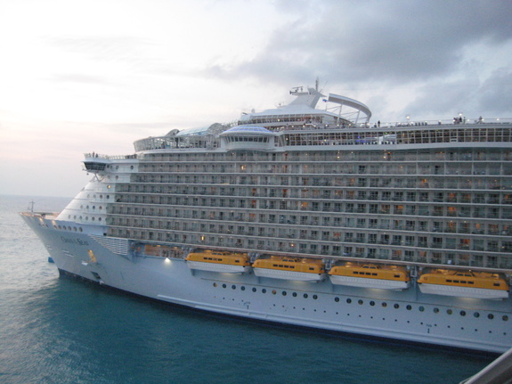 Royal Caribbean International - Oasis of the Seas