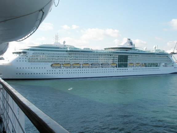 Royal Caribbean International - Radiance of the Seas