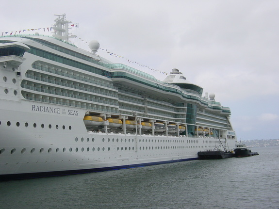 Royal Caribbean Cruise Ships Brilliance Of The Seas Looks  Punchaoscom
