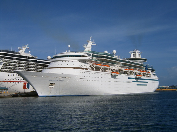 Royal Caribbean International - Sovereign of the Seas