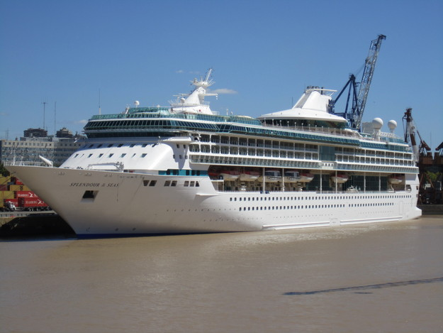 Royal Caribbean International - Splendour of the Seas