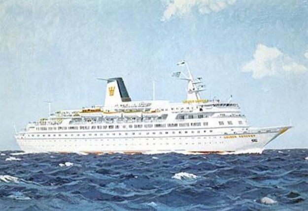 Royal Cruise Line - Golden Odyssey