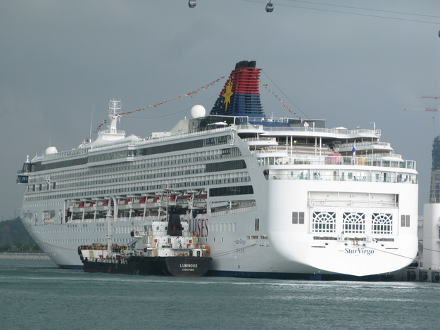 Cruise Ships  SuperStar Virgo Photo
