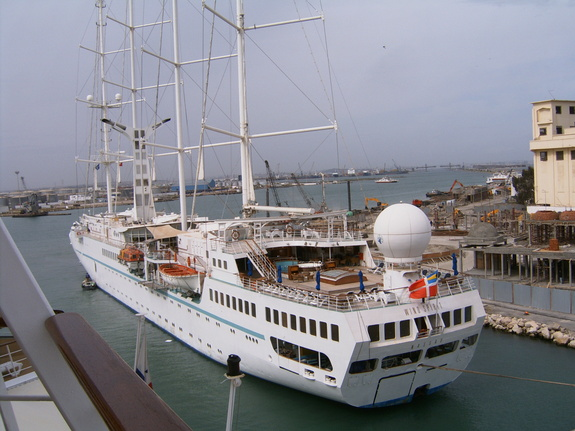 Windstar Cruises - Wind Surf